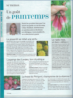 Article SUD OUEST Le Mag