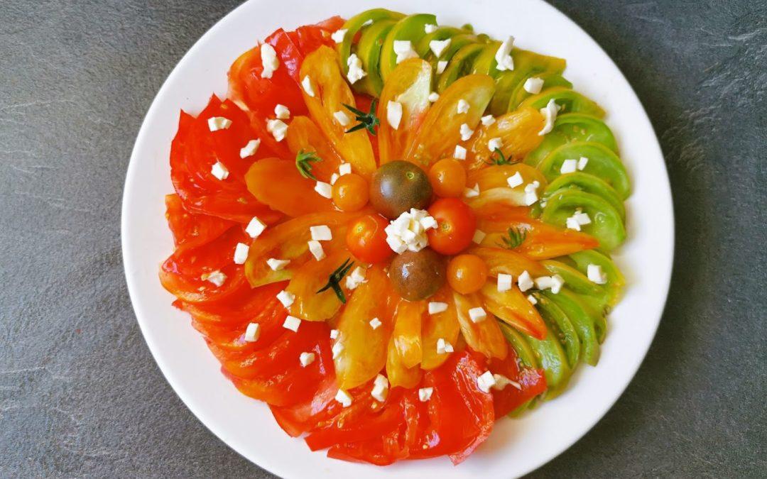 Tomates – Mozzarella
