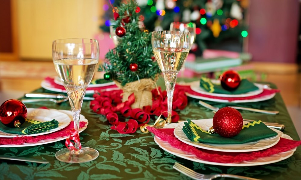 7 conseils pour passer les fêtes sans prise de poids