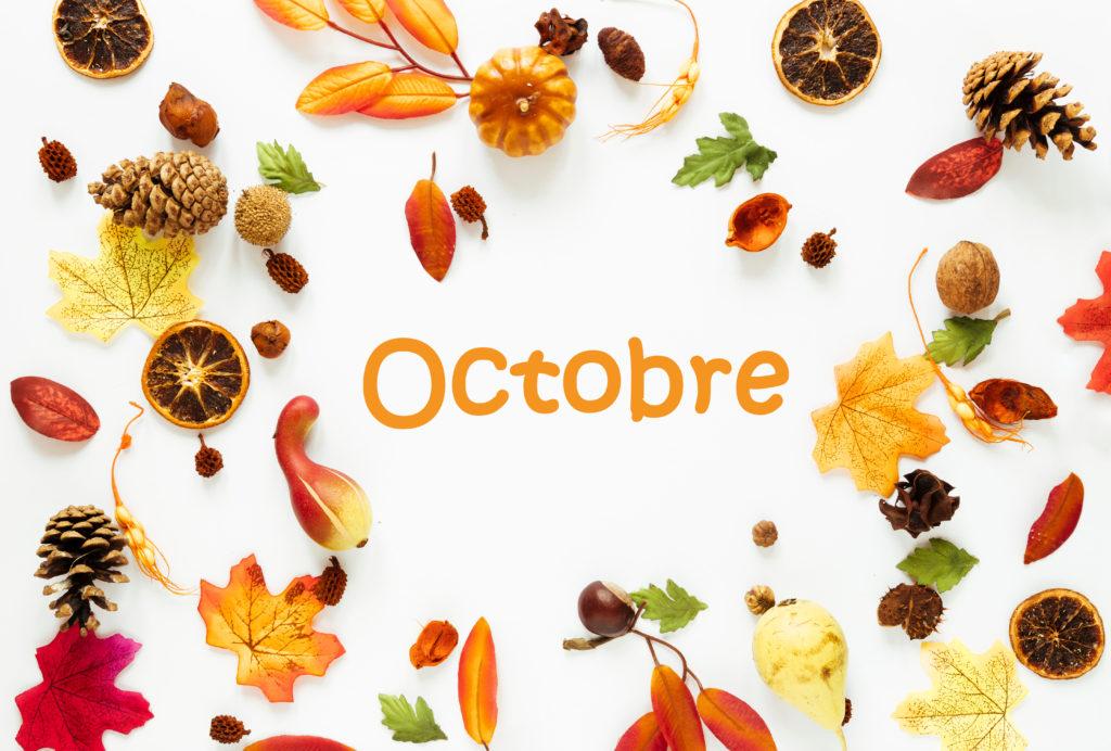 Fruits et légumes octobre