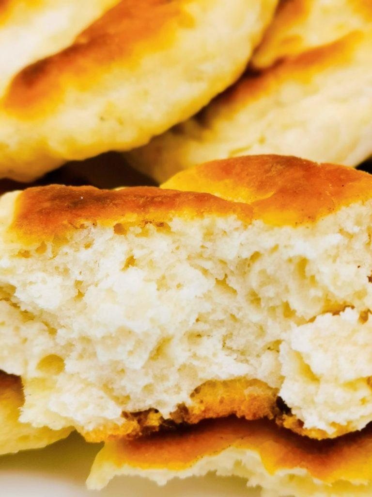 Petits pains rapides sans levure