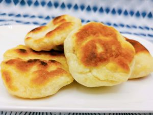 Petits pains rapides sans levure boulangère