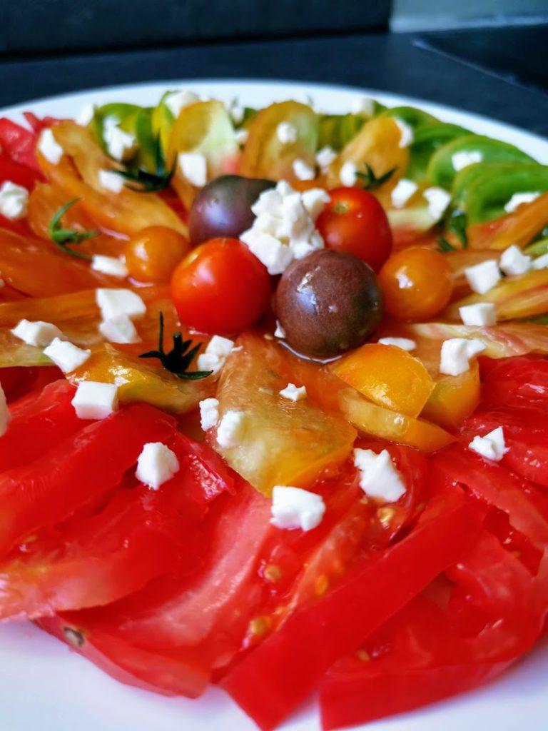 Tomates - Mozzarella