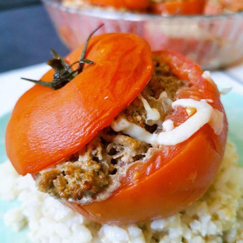 tomates farcies viande hachée
